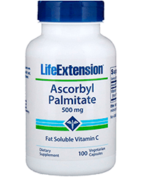 Life Extension, Ascorbyl Palmitate