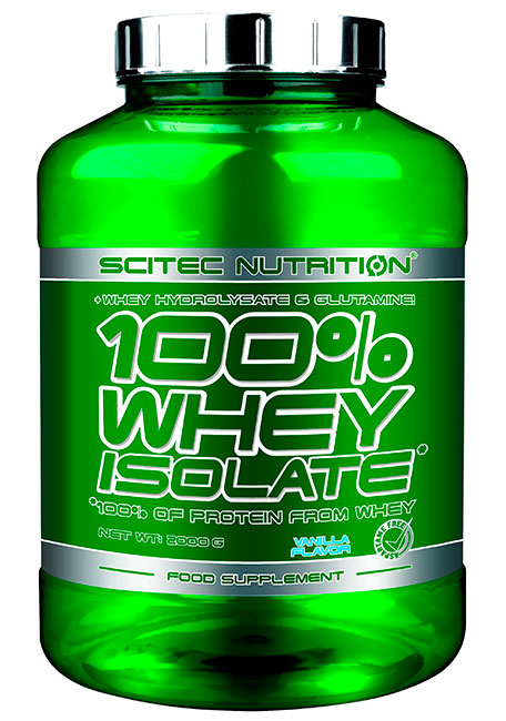 100 Whey Isolate Scitec Nutrition