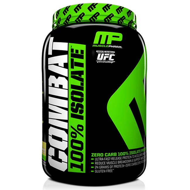 Combat 100 Isolate MusclePharm