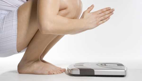 сколько может стоять вес при похудении